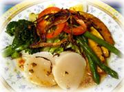福島県裏磐梯ペンションアニバーサリー料理